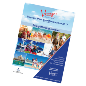Voyager Plus Travel Insurance