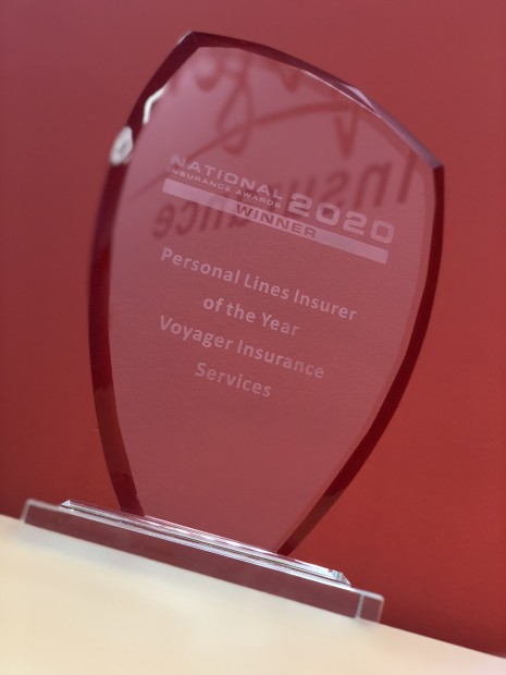 Liam Image of Award
